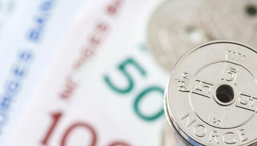 Bekymret over norske husholdningers gjeldsnivå