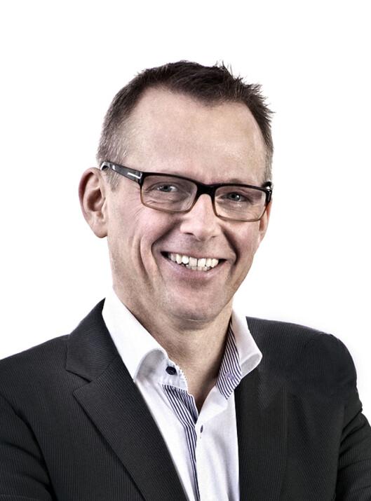 <strong><b>NEKTER FRISLIPP:</strong> </B>Chess-sjef Arve Andreassen påpeker at 1.000 GB i måneden ville bety et frislipp de ikke har anledning til å gi noen.  Foto: CHESS