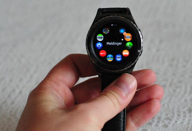 Test: Samsung Gear S2 3G Classic - DinSide