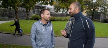 Først ble Marco Elsafadi lam, så havnet Raphaël Poirée under en firhjuling på 300 kilo