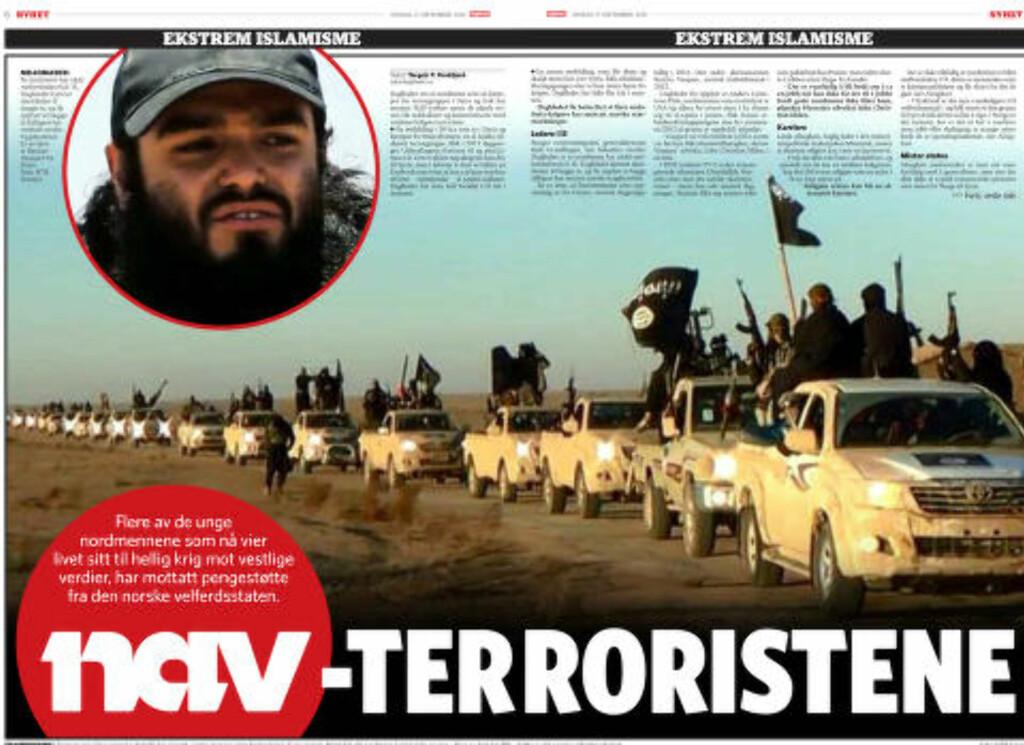 Faksimile Dagbladet 17. september