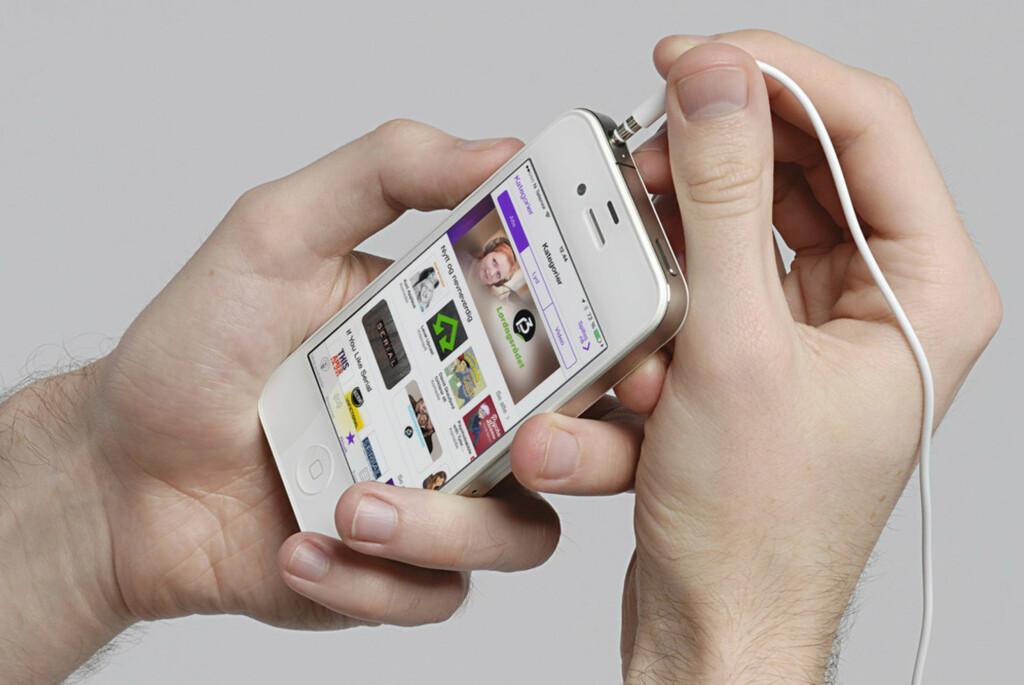 <b>DÅRLIG TID:</b> Med flere millioner timer underholdende og opplysende radio lett tilgjengelig på internett, er det vanskelig å finne tid til å lytte til alt man vil.  Foto: ALL OVER PRESS / KIRSTI ØSTVANG