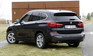 Test: BMW X1 1,8d xDrive