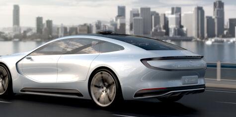 image: LeEco LeSEE utfordrer Tesla