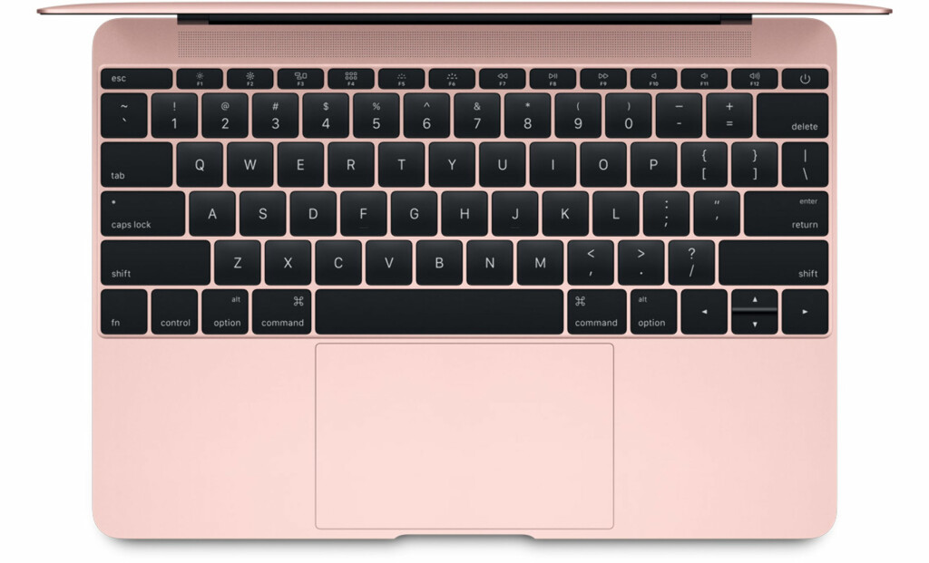 image: Apple oppgraderer MacBook