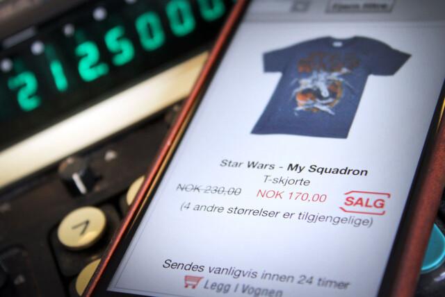c4f9f5f5 Netthandel: Pass deg for nettbutikker uten inkludert moms, toll og ...