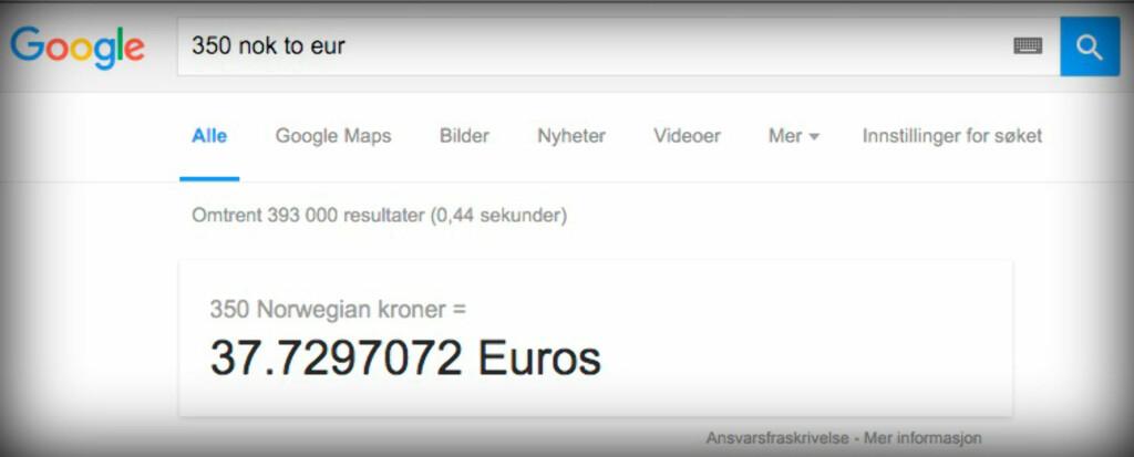Google-søkene som gjør deg til guru