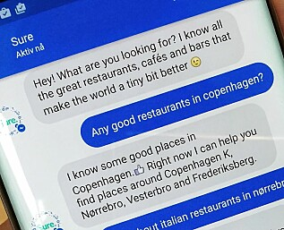 Blir chatbots det neste store?