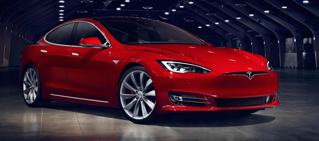 SPISSERE SNUTE: Det vil nok herske delte meninger om hvor vellykket redesignen av Model S.