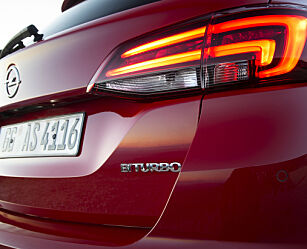 Test: Opel Astra Sports Tourer