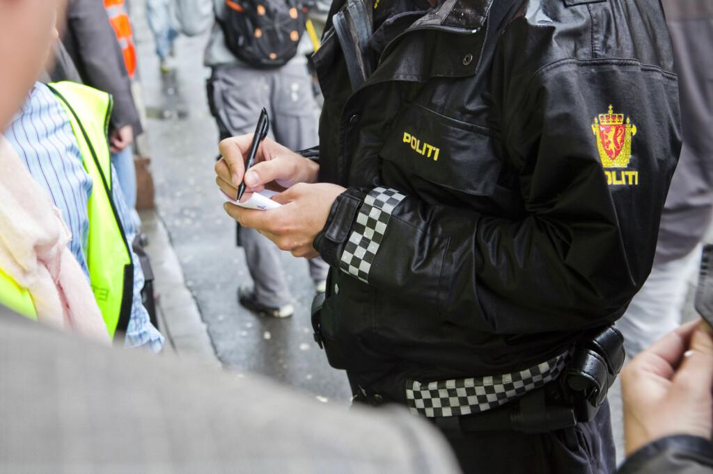 FRITT VILT: Som på internett er du ganske fritt vilt på telefonen. Politiet mener de ikke kan klare å stanse svindlerne, og at du selv dermed blir det viktigste middelet mot svindelen.  Foto: PER ERVLAND