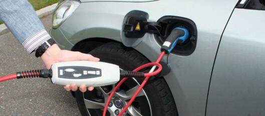 <strong><b>PASS PÅ:</strong></B> Gammelt elektrisk opplegg kan være elbilens verste fiende. Foto: KNUT MOBERG