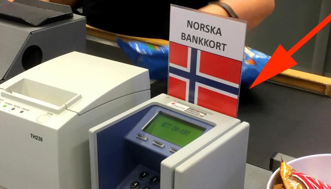 Fem tabber du må unngå når du handler i Sverige