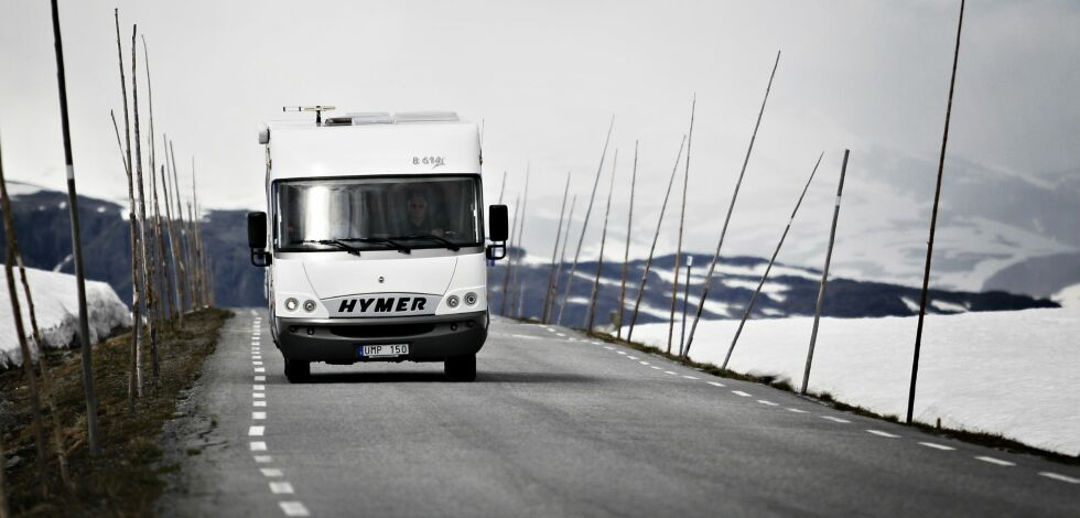 image: Nå får bobilene billigere bompasseringer