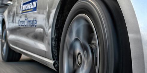 Michelin lanserer helårsdekk
