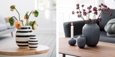 Neste år er det denne Kähler-vasen som går av moten