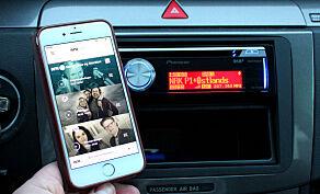 image: TEST: DAB+ eller nettradio i bilen?