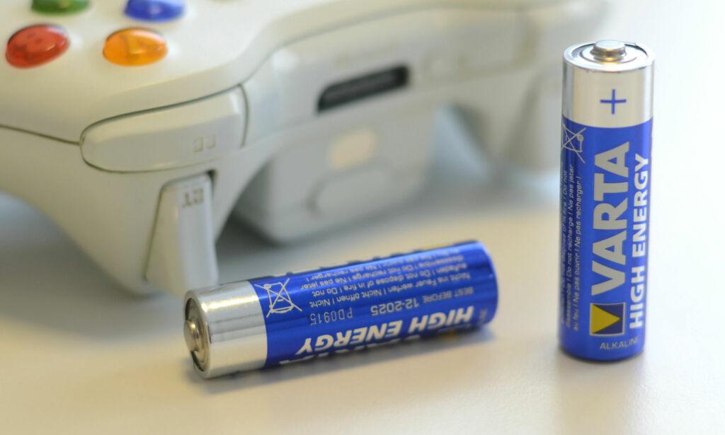 image: Slik sjekker du om batteriet er tomt