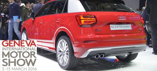 Audi viser Q2