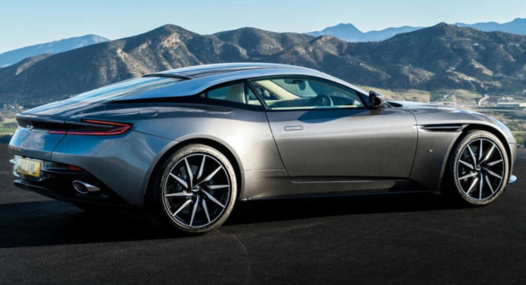 image: Her er Aston Martin DB11