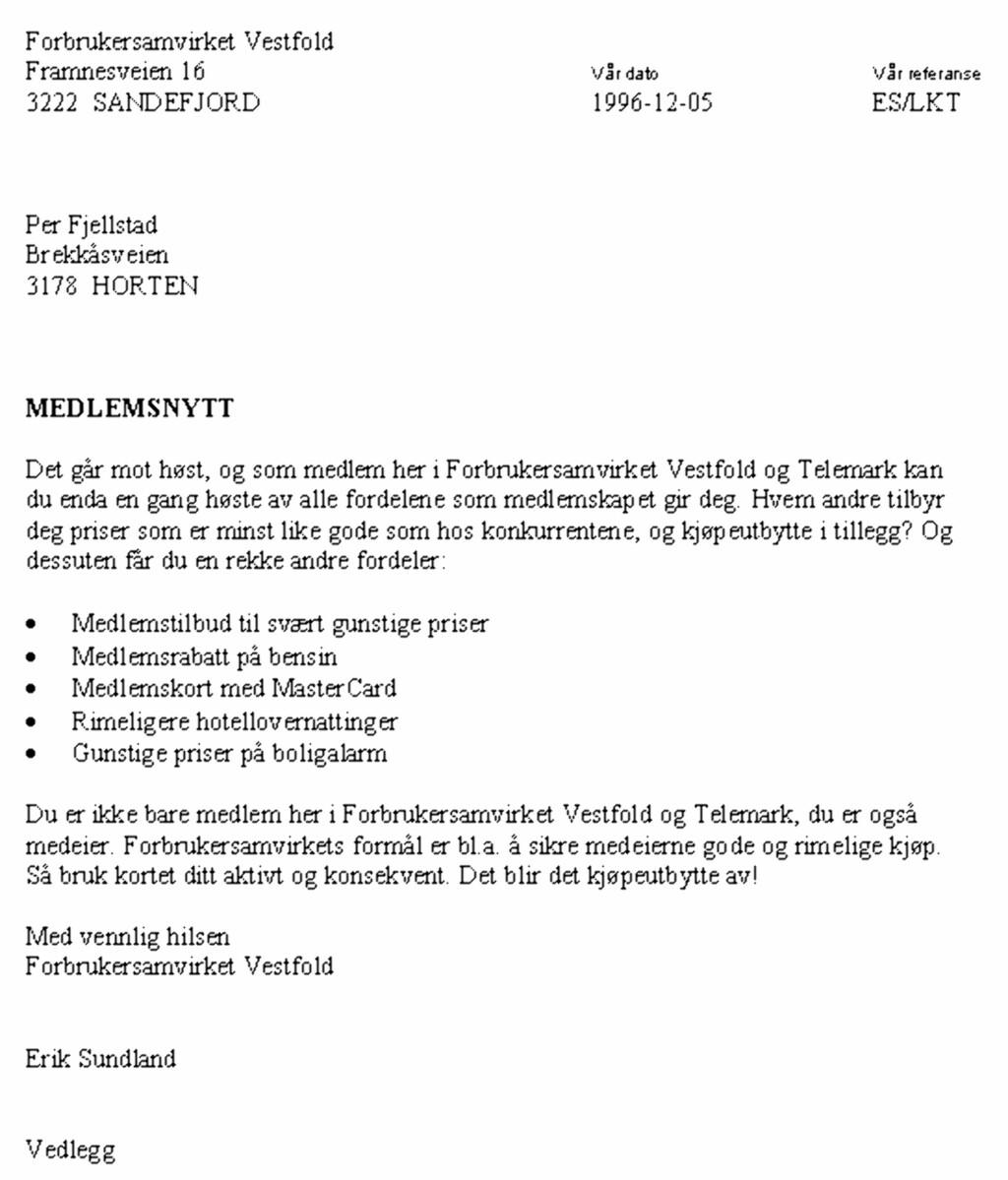 HVORDAN LAGE SØKNADS BREV