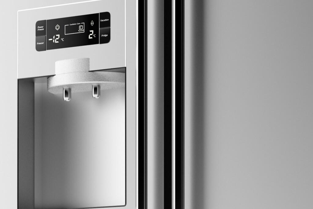 <b>NÅ OGSÅ I NETTBUTIKKEN:</b> Elkjøp vil la deg betale for kjøleskap og andre produkter på samme måte som du overfører penger til en venn. Foto: KOSTSOV/SHUTTERSTOCK/NTB SCANPIX