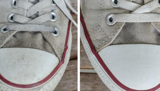 Hvordan vaske Converse-sko?