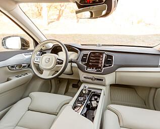 TEST: Volvo XC90 T8