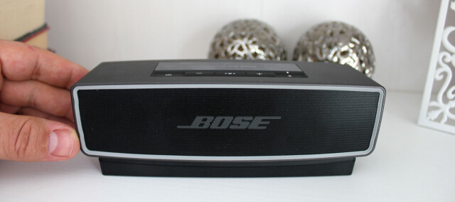 Bose SoundLink Mini II. Den lille Bluetooth-høyttaleren ... 1a99e222b7aec