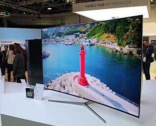 Samsung legger ned 3D-TV