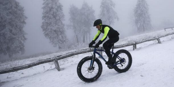 image: Ekspertrådene som hjelper sykkelen din gjennom vinteren