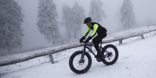 Ekspertrådene som hjelper sykkelen din gjennom vinteren