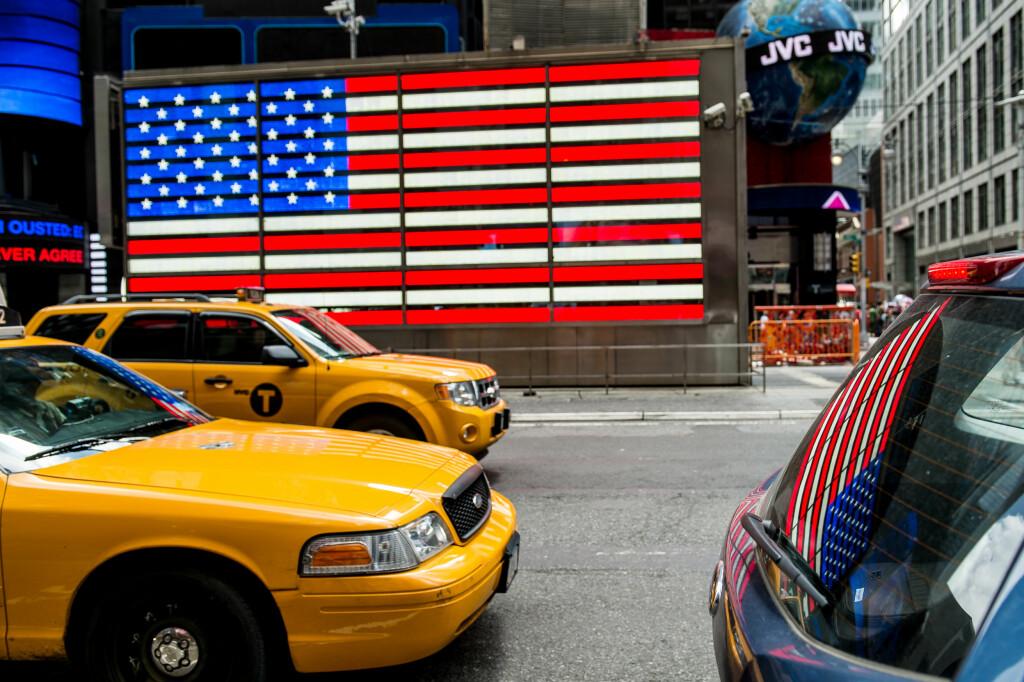 <b>PRISØKNING:</b> New York og USA har de siste årene blitt betydelig dyrere å reise til for nordmenn. Foto: NTB SCANPIX