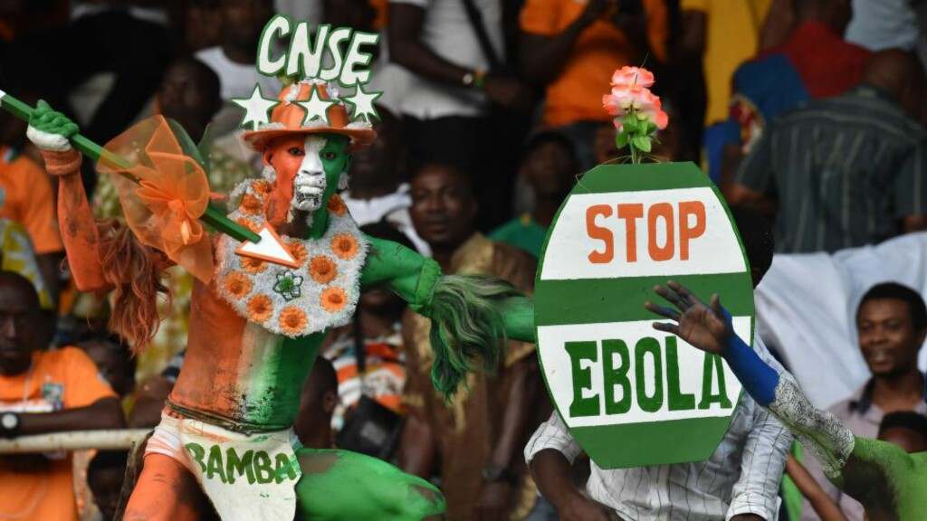 Ebola laget på laboratorium