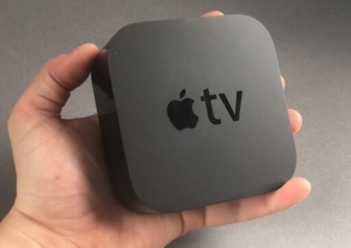 OGSÅ FOR NETTRADIO: Apples kjekke TV-dings har innebygd radio-app. Men du kan også strømme lyd fra mobil, nettbrett eller app. Foto: PÅL JOAKIM OLSEN