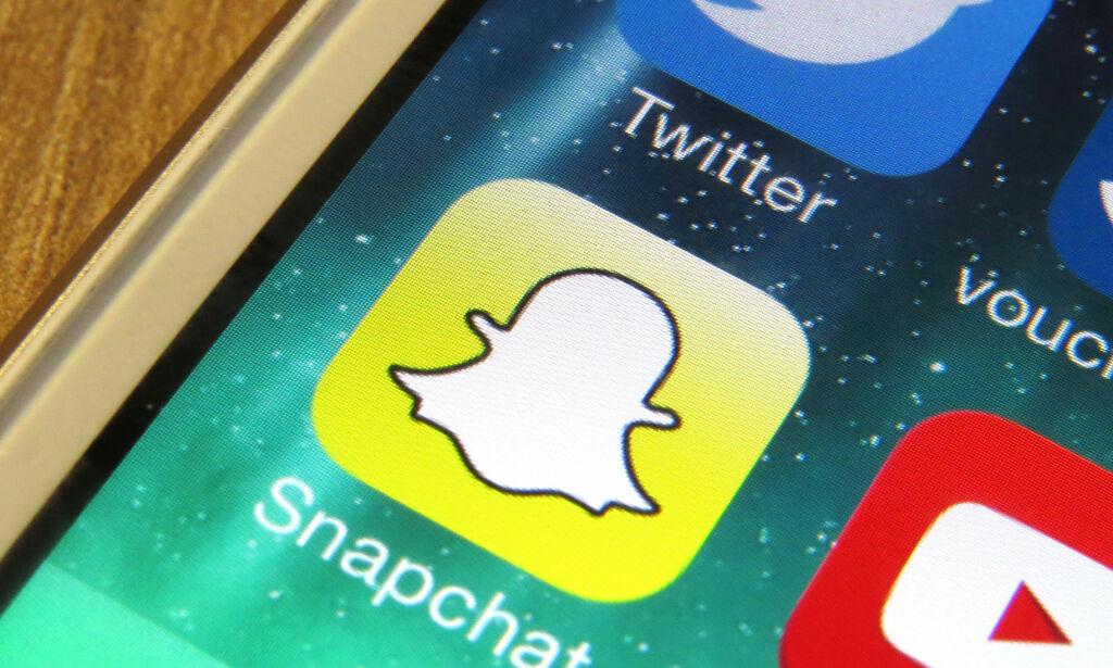 image: Slik kommer du i gang med Snapchat