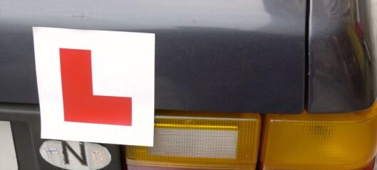 Du kan ta førerkort for automatgir