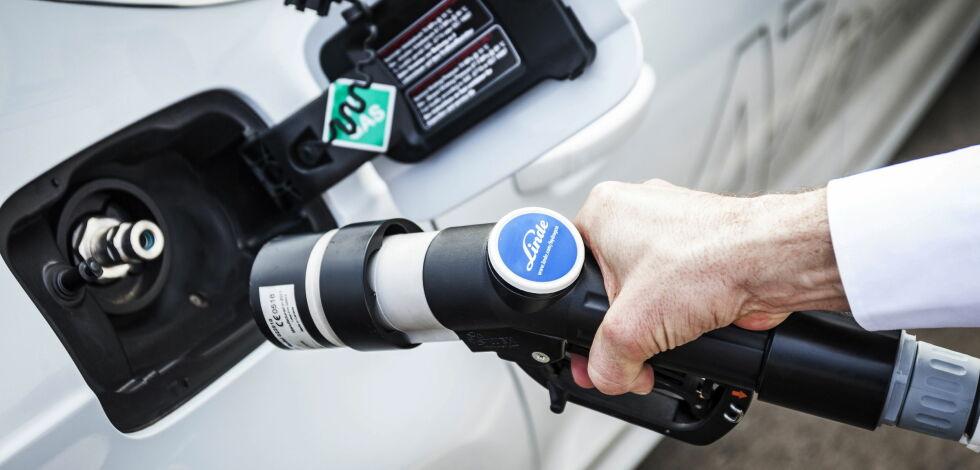 image: Prøvekjørt: Audi satser på hydrogen