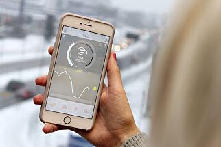 image: Sjekk luftkvaliteten med en app