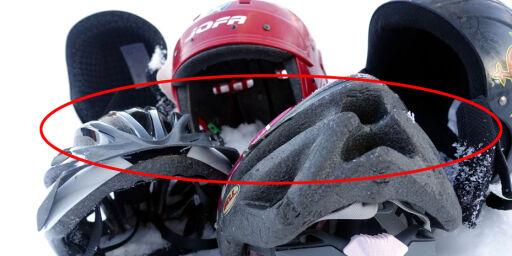 image: Hvilken hjelm er best?