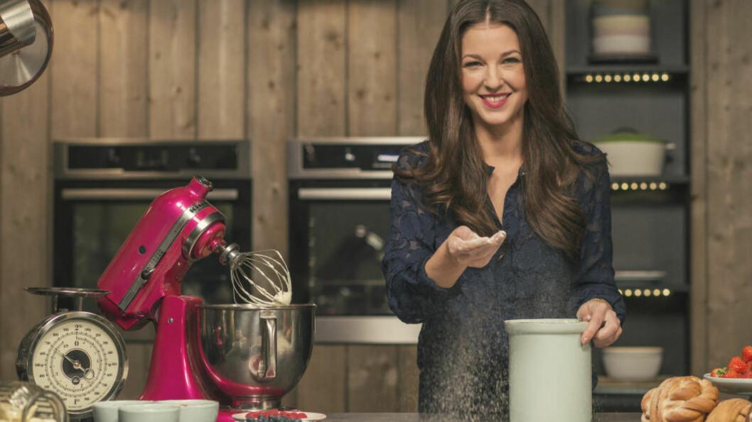 <strong>SPENT:</strong> Når «Hele Norge baker»-vinneren Ida Gran-Jansen dukker opp på TV6 i november, ønsker hun å spre bakeglede og dele sine tips og triks med seerne. Foto: Rune Bendiksen / TV 3