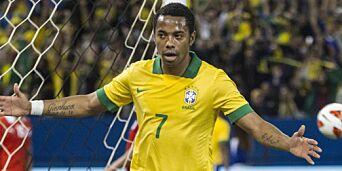 image: Robinho anklages for gruppevoldtekt av 18-åring