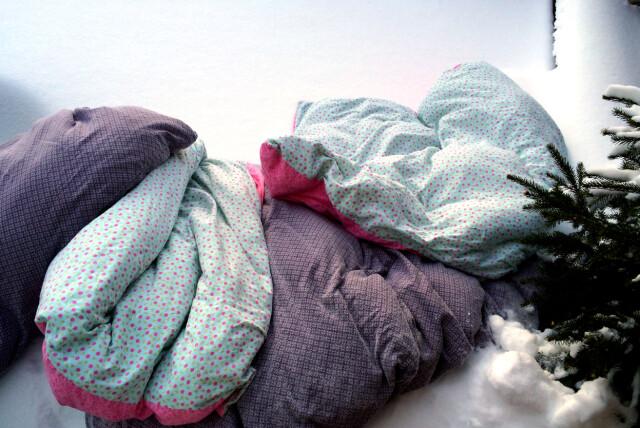 Kjempebra Rengjøring: Slik vasker du dyner, puter, møbler og tepper - DinSide RH-58