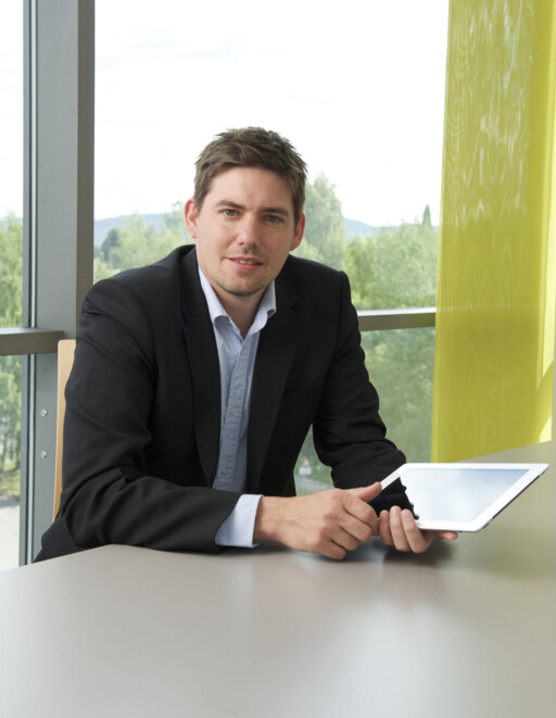Hans Marius Tessem hører stadig om falske Facebook-konkurranser. Foto: JAN TORE TVERSTAD / NORSIS