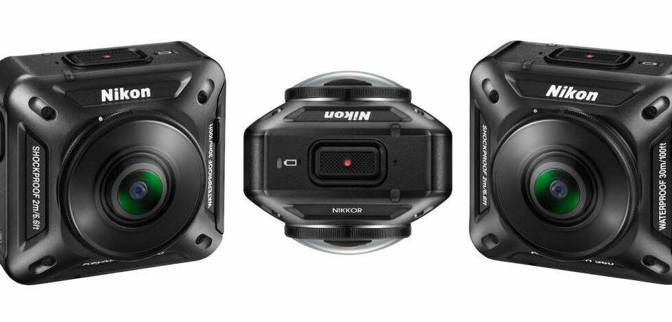 image: Nikon utfordrer GoPro