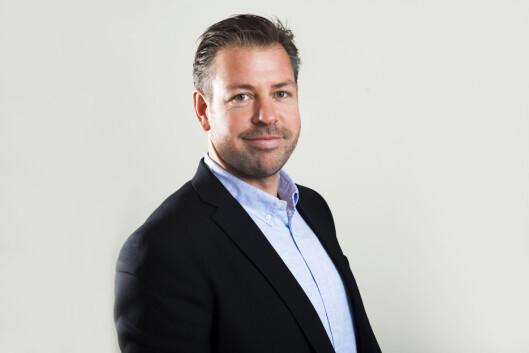 <strong><b>JA, SLIK ER DET:</strong></b> Pressesjef i Posten, John Eckhoff, bekrefter at kjøp med kredittkort belastes som kontantuttak.  Foto: POSTEN / HÅVARD JØRSTAD