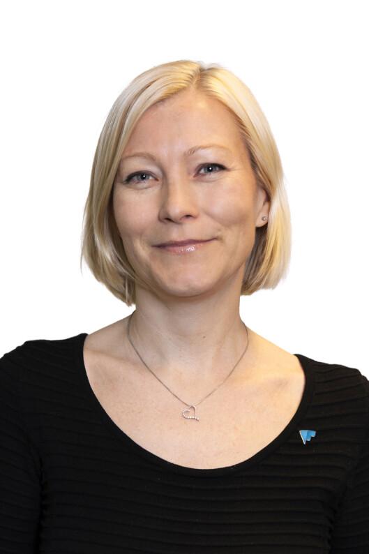 <strong><b>IKKE ULOVLIG:</strong></b> Ifølge Ingeborg Flønes, direktør for Forbrukerservice i Forbrukerrådet, er det ikke ulovlig å ta gebyrer ved varekjøp - så lenge dette er opplyst i vilkårene. Foto: FORBRUKERRÅDET