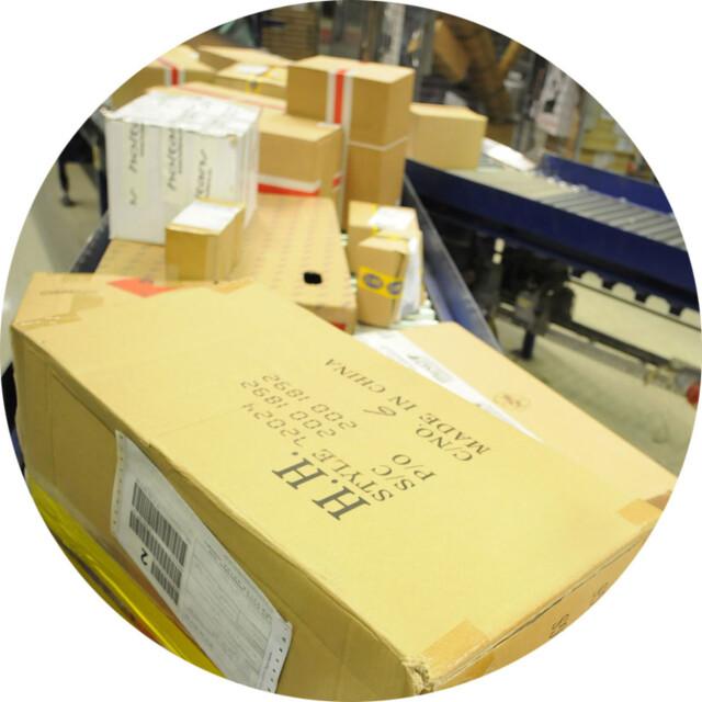 2e0c3d12 EN RISIKO: Sender du pakka i posten kan du risikere at noe går galt,
