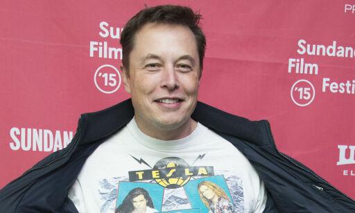 image: Vi møtte Elon Musk - batterimannen som går motstrøms