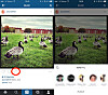 Slik publiserer du en historie på Instagram
